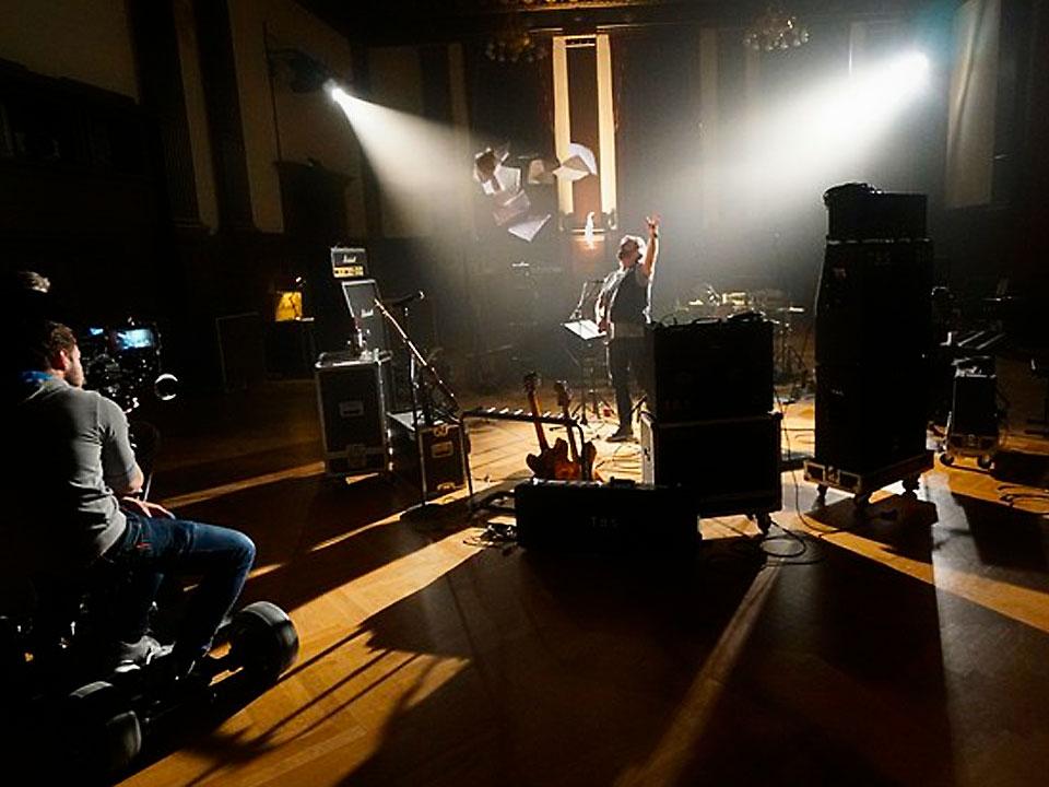 Recording im Meistersaal