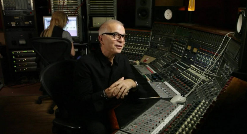 Tony Visconti im Meistersaal