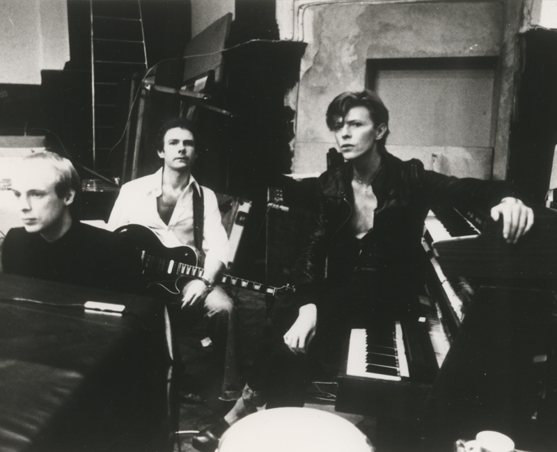David Bowie im Meistersaal