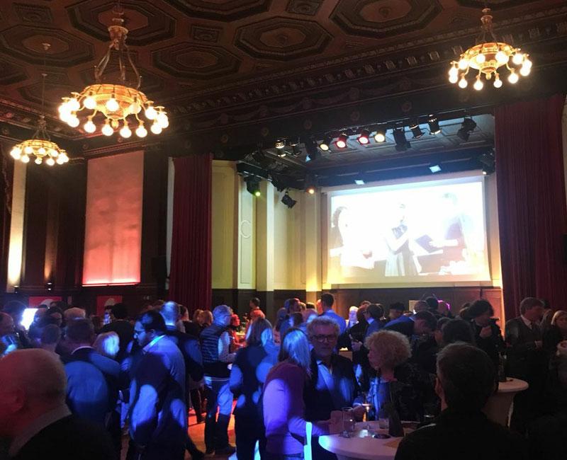 Meistersaal Berlinale Empfang