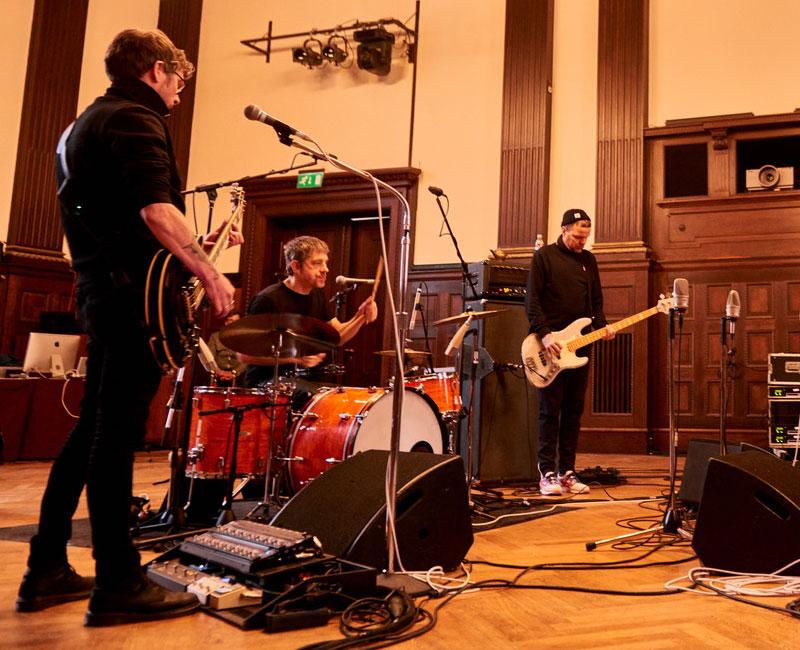 Beatsteaks im Meistersaal